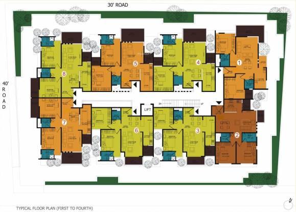 Niranjan Genesis Cluster Plan