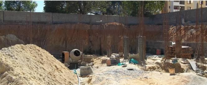Vijaya SpringWoods Construction Status