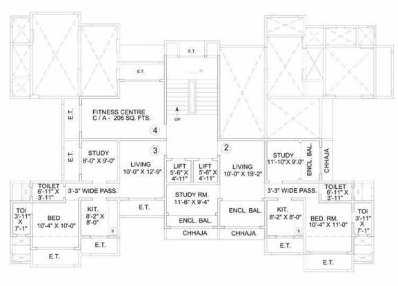 GHP Mulund Devi Cluster Plan