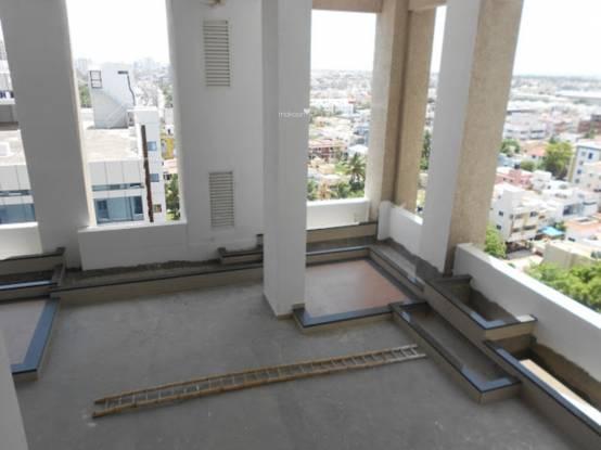 Ramaniyam Isha Construction Status