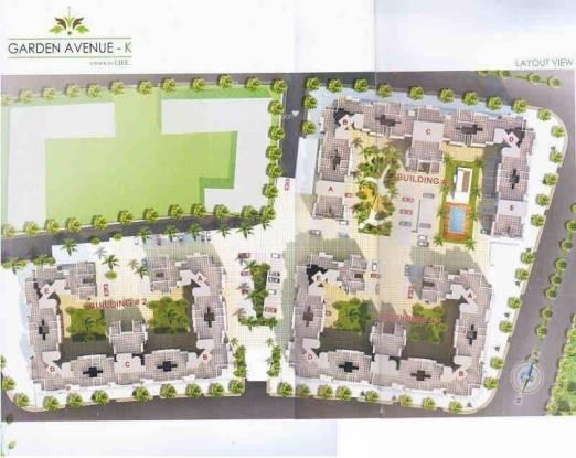 Dutt Garden Avenue Layout Plan