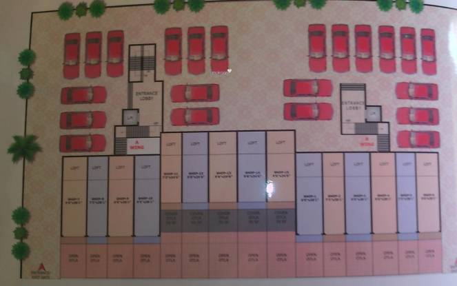 Payal Heights Cluster Plan