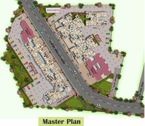 Marathon Nagari NX Master Plan