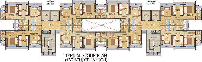 Veena Santoor Phase II Cluster Plan