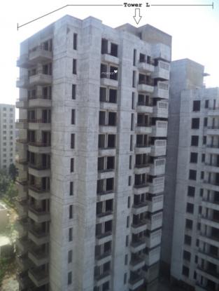 Umang Monsoon Breeze Construction Status