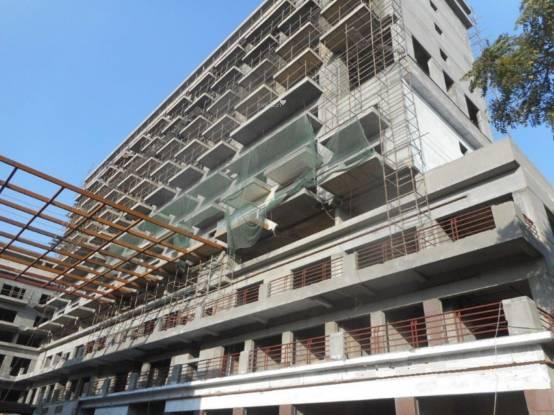 Silverglades Merchant Plaza Construction Status