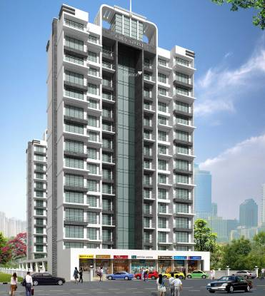 Akshar Greystone Elevation