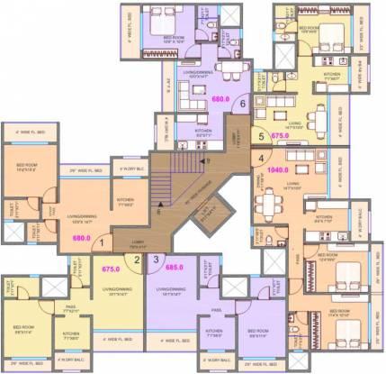 Lok Nagari Phase III Cluster Plan