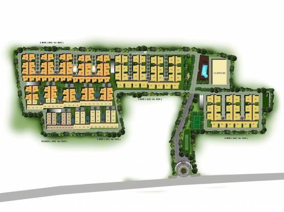 GM E City Town Master Plan