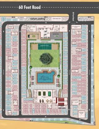 Urban Tree Infinity Cluster Plan