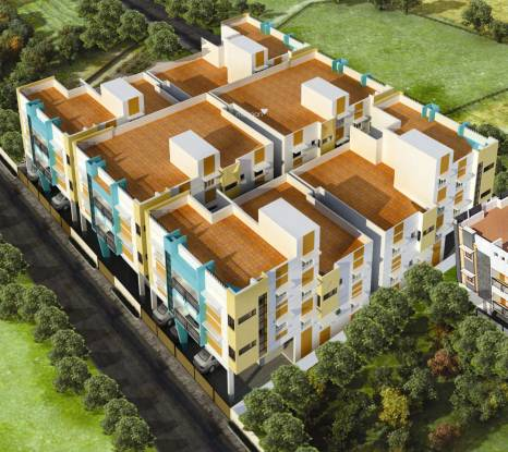 Colorhomes Golden Classic Elevation