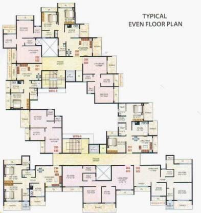 Nirmaan Kailash Crystal Cluster Plan