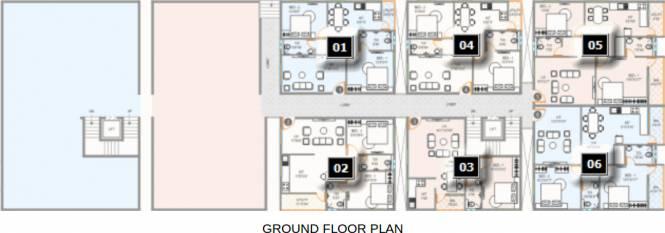 Jana Splendour 2 Cluster Plan