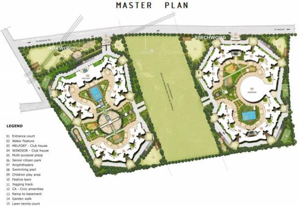 Prestige Norwood at Sunrise Park Master Plan