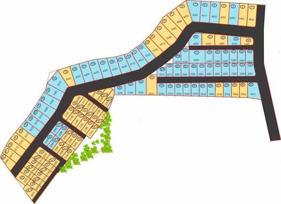 Landmark Paradise County Layout Plan