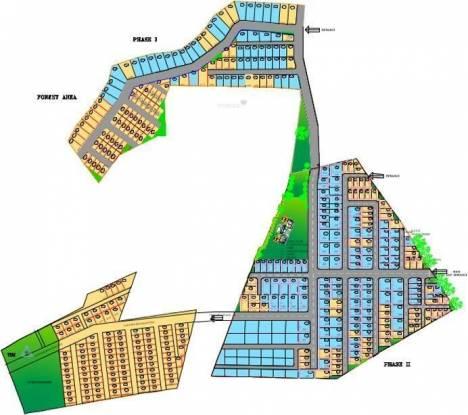 Landmark Paradise County Site Plan