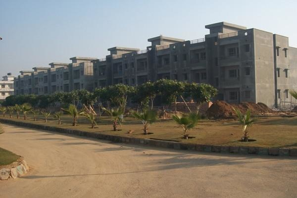Krish City Phase 1 Construction Status