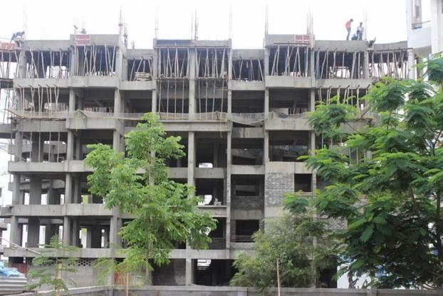 Ikon Four Avenues Construction Status