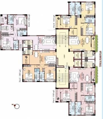 Shrachi Dakshin Cluster Plan