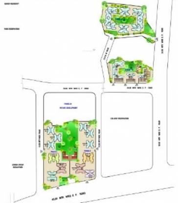Unnathi Associates Unnathi Woods Phase 4 and 5 Layout Plan