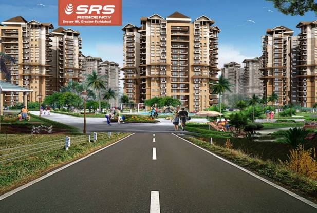 Srs Group Srs Residency In Sector 88 Faridabad Flats