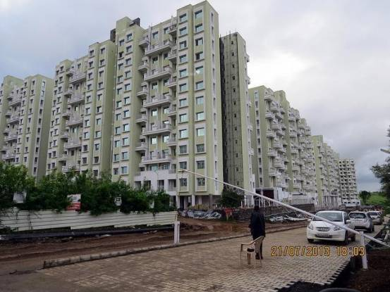 Ishwar River Residency Construction Status