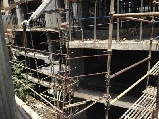 Bharat Skyvistas Construction Status