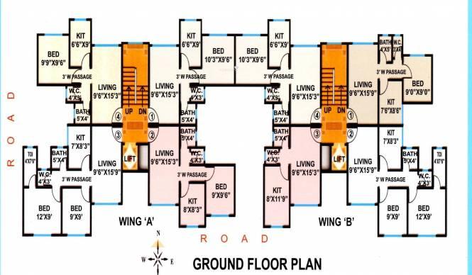 Apex Jyoti Basera Cluster Plan