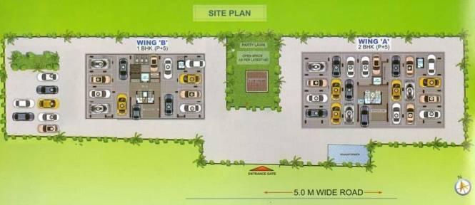 Rama Erande Park Site Plan
