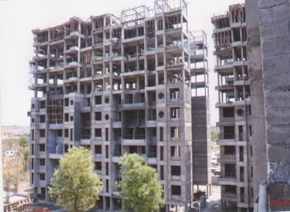 Arihant Green City Construction Status