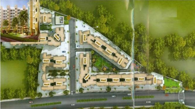 Raj Tulsi City Layout Plan