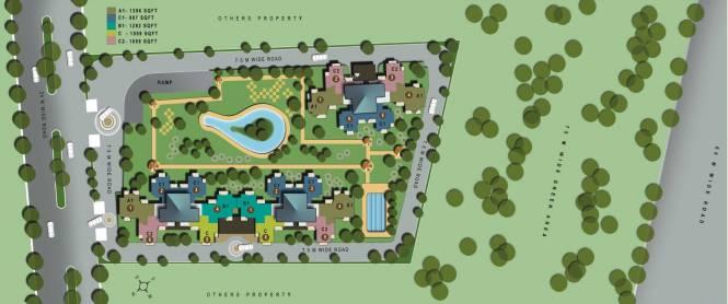 DPL Flora Heritage Site Plan
