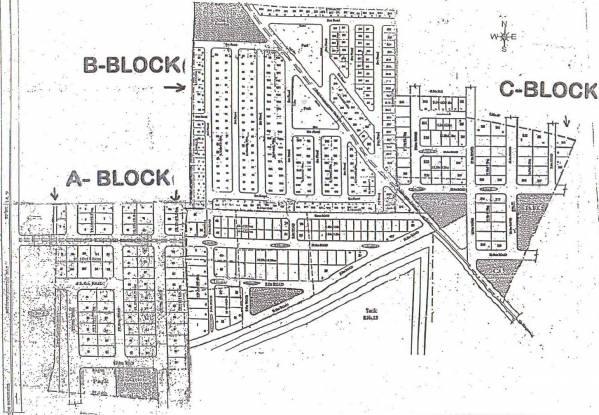 RK Rainbow Residency Site Plan