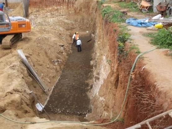 Shravanthi Palladium Construction Status