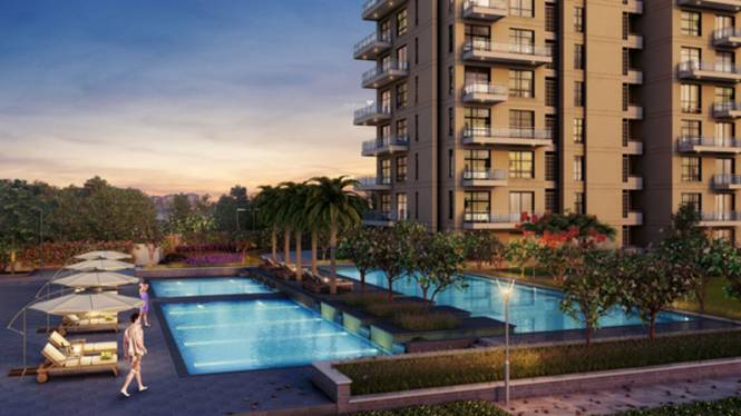 Vatika Sovereign Park Amenities