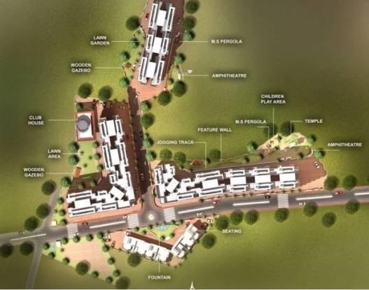 Wadhwa Daisy Gardens Site Plan