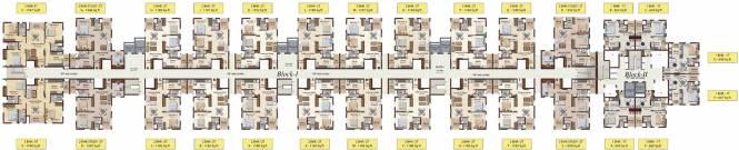 Kochar Panchsheel Cluster Plan