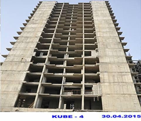 Jaypee Kube Construction Status