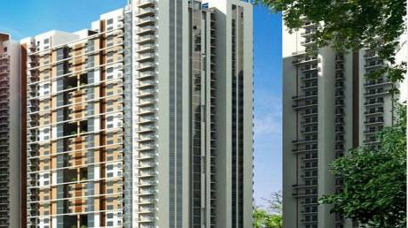 Jaypee Kube Elevation