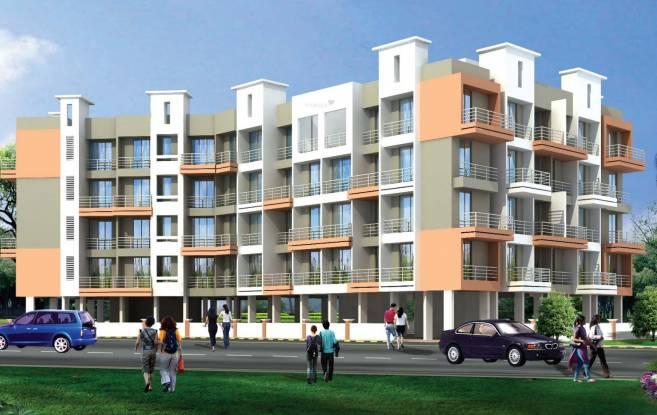 JBD Balaji Complex Elevation