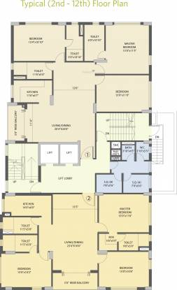 Siddha Nirvana Cluster Plan