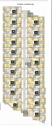 Amigo Sri Sai Icon Cluster Plan