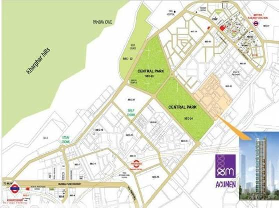 SM Acumen Location Plan