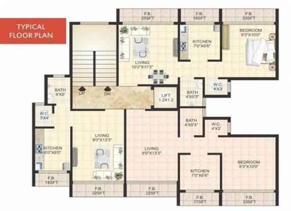 SM Niwara Cluster Plan
