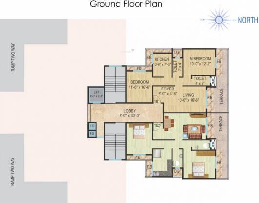 MK Krishnapingaksha Cluster Plan