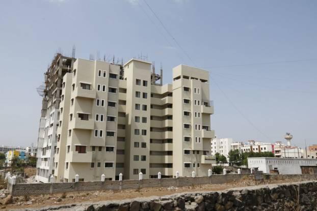 Navalakha Ritz Construction Status