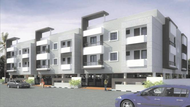 Colorhomes Royal Orchid Elevation