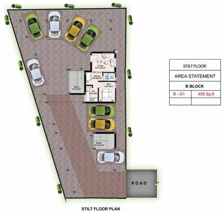 BB Iyyappa Nagar Cluster Plan