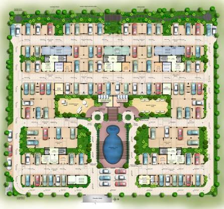 Kgeyes Eternity Cluster Plan