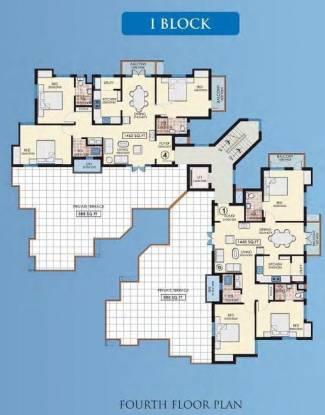 Navin Jayaram Gardens Cluster Plan